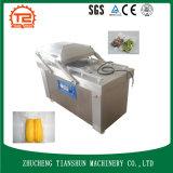 Double machine à emballer de vide de chambre avec le certificat de la CE pour les fruits et légumes Dz-600