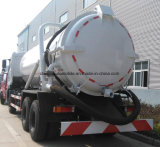 [دونغفنغ] 18000 [ل] فراغ ماء صرف مصّ شاحنة سعر