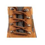 Chaussures de sûreté de couleur de miel d'unité centrale Outsole