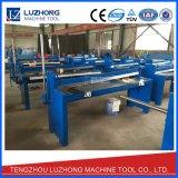 Coupeur de tonte en métal de la machine Q01-1.25X2000 Q01-1.5X1050 de plaque de feuille de corps en acier