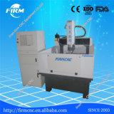 Máquina que moldea de la firma 6060 de la cortadora del CNC del metal del acero inoxidable