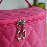 Lingge steppte Handtaschen-Beutel-kleiner Spiegel gestickte Plaid-Speicher-Beutel (GB#YM-225)