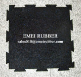 Couvre-tapis en caoutchouc liables de gymnastique