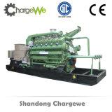 Groupe électrogène silencieux de gaz naturel du prix bas 600kw de groupe électrogène de qualité/de biogaz/biomasse