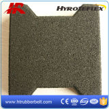 Gym와 Palyground를 위한 개 Bone Rubber Tile