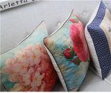 Descanso modelo ajustado do coxim do algodão Home bonito da cintura da decoração do jardim