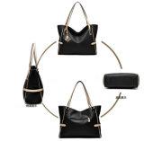 Madame en cuir Handbag d'unité centrale de type classique de 2016 modes