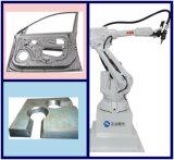 Robô da estaca do laser da fibra para o metal de folha automotriz