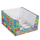 Boîte de présentation de carton d'emballage de couleur de boîte-cadeau de papier ondulé (D42)