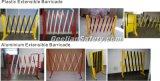 Складывая барьер движения/барьер движения пластичной безопасности барьера движения Retractable