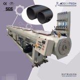 Máquina de extrudado plástica de la protuberancia del tubo del tubo Machine/HDPE