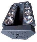 [لد] مرحلة متحرّك رئيسيّة عنكبوت ضوء مع 8 رأس
