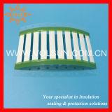 Постоянные напечатанные втулки идентификации кабеля Shrink жары