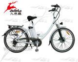 CE Bicicleta eléctrica (JSL038XD)