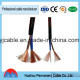 3X1.5mm, 3X2.5mm Multicore cables eléctricos flexibles y cables del fabricante de China