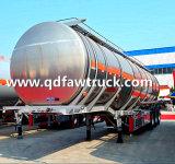 40-50 reboque inoxidável do tanque de aço de Cbm
