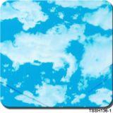 [تسوتوب] [0.5م] عرض زرقاء ثلج برق سماء ماء ينخفض هيدروغرافيّة ماء إنتقال طباعة فيلم