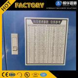 Machine sertissante du meilleur boyau à haute pression portatif de qualité de constructeur de la Chine