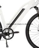 アルミニウムSportフレームの女性リチウム電池の電気バイク