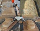 4axis彫版および切断のための真空表が付いている1325年のCNCのルーターの木製機械