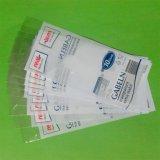 Sacchetti di plastica trasparenti dei pp per i giocattoli, cancelleria, elettronica, coprente