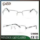 Het recentste Populaire Optische Oogglas van Eyewear van het Frame van het Metaal