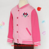 Популярная вышивка Jacket для Clothing Girl/Baseball Outer Wear, Sports Wear