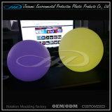 Luz clara material do jardim do diodo emissor de luz da luz da associação da esfera do diodo emissor de luz do PE