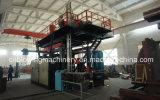 Máquina semi automática del moldeo por insuflación de aire comprimido de la máquina del HDPE de Quanlity para el agua