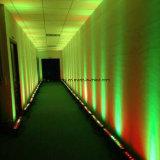 rondelle extérieure 88306 24W de mur d'éclairages LED de haute énergie de 24PCS DC24V