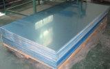 Алюминиевый лист 5754-O с голубой пленкой