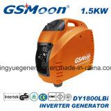 Generatore silenzioso eccellente compatto monofase standard della benzina dell'invertitore di CA 1.5kVA 4-Stroke con approvazione di EPA