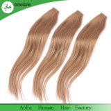 No Tangle No Shedding Brazilian Hair Virgin Hair Ruban en gros dans l'extension des cheveux humains