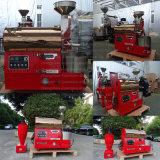 가스 전기 열 소형 커피 로스터 1kg 커피 굽기 기계