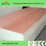 Handelsfurnierholz für Aufbau, Dekoration und Möbel