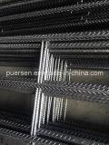 具体的な鋼鉄補強の堀の網
