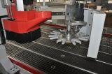 L'Italie a importé le couteau automatique de commande numérique par ordinateur de travail du bois de commutateur d'outil de grands d'alimentation électrique bits de l'axe 8