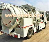 FAW 3-5 CBM 하수 오물 흡입 트럭