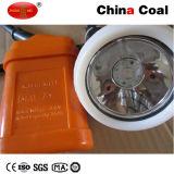 Lampada di minatore capa della batteria LED di chilolitro