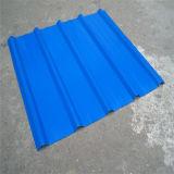 Feuille ondulée de toiture de couleur de feuillard