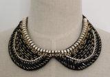 2016 Kraag van de Halsband van het Kristal van de Parel van de Juwelen van de Manier de Ruige (JE0046)