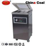 Sellador del alimento del vacío del compartimiento del acero inoxidable de Dz400-2D solo