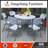 Sale (JC-TR55)를 위한 옥외 Catering Round Plastic Tables