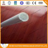 cabo do picovolt da isolação do condutor 2AWG XLPE da liga 1000/2000V de alumínio