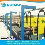 Neuer Entwurfs-Drehfaser-Platte-Filtration