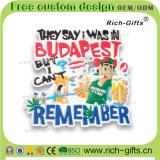Подгонянные подарки промотирования стикера магнитов холодильника собрания сувенира в сувенире (RC-OT)