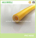 Gelbes Belüftung-Plastikhochdruckluft-Spray-Schlauch-Gefäß