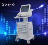 Máquina antienvelhecimento do equipamento da beleza do levantamento de face Hifu da remoção do enrugamento