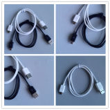 USB 2.0 um Male a USB B Charging Cable de Micro