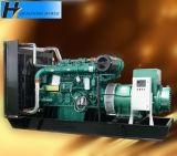 열려있는 Yuchai 또는 침묵하는 또는 트레일러 유형 1000kw 1250kVA 디젤 엔진 발전기 세트